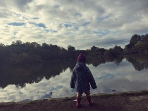 Finding the Gruffalo (in Bearsden…)