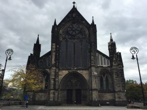 St Mungo Museum & Glasgow Cathedral