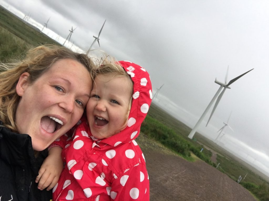 whitelee-windfarm-with-a-toddler