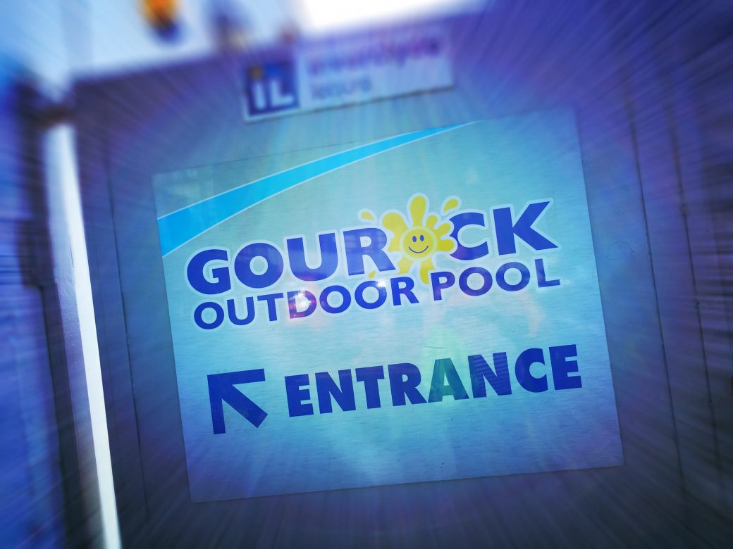 Gourock Outdoor Pool - Glasgow With Kids
