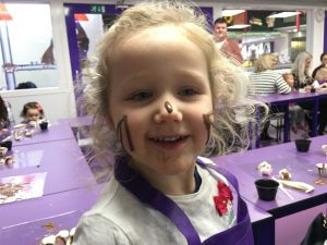 Cocoa Bean Tots Workshops