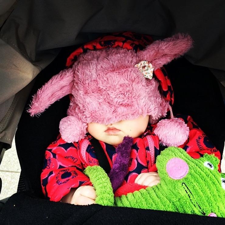 the-nap-hat-baby-in-pram-glasgow