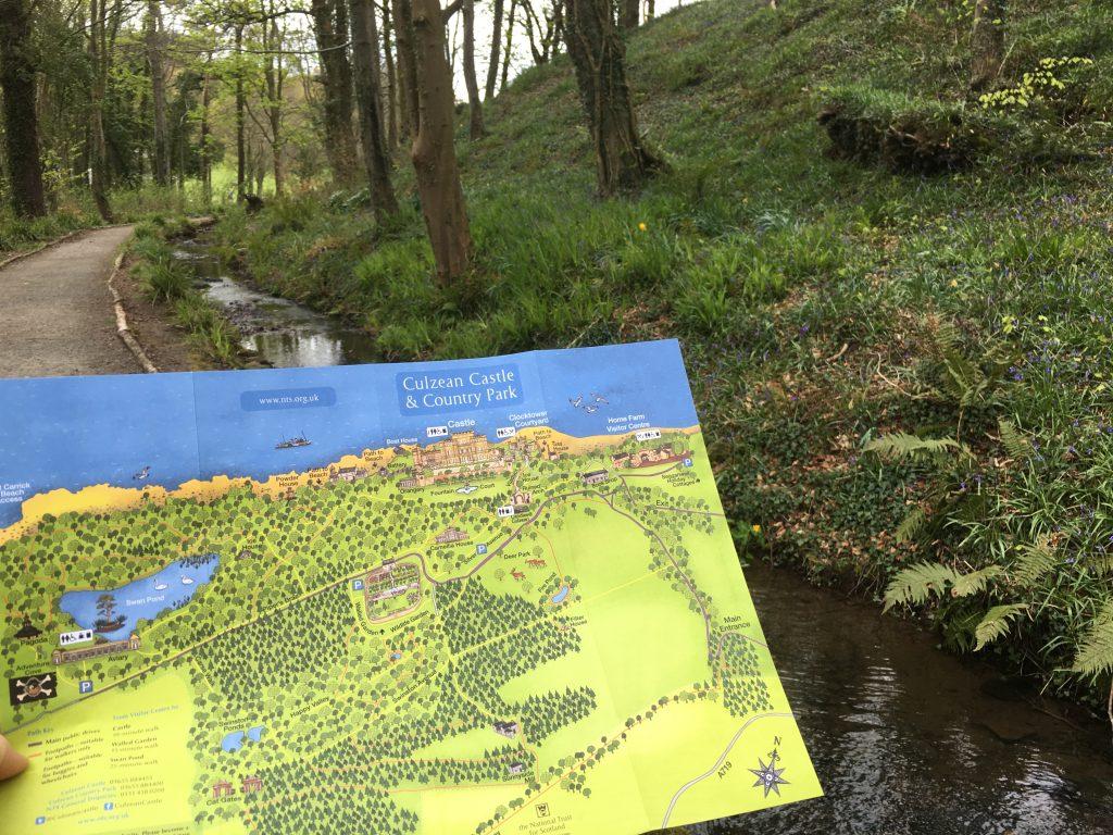 culzean-castle-map